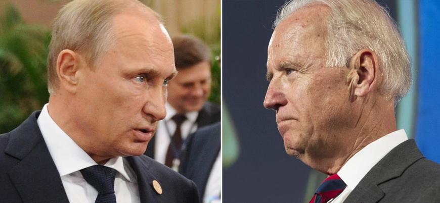 Biden: Rusya ile gerilimi tırmandırma peşinde değiliz