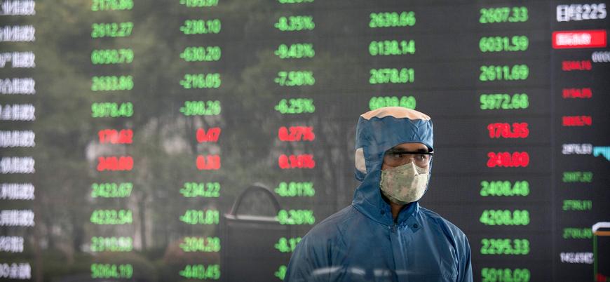 Salgın Çin ekonomisine yaradı: Yüzde 18,3'lük rekor büyüme