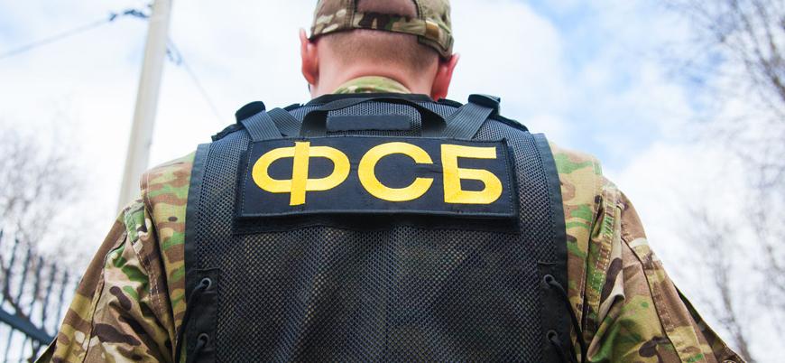 Rusya Ukrayna'nın konsolosunu tutukladı