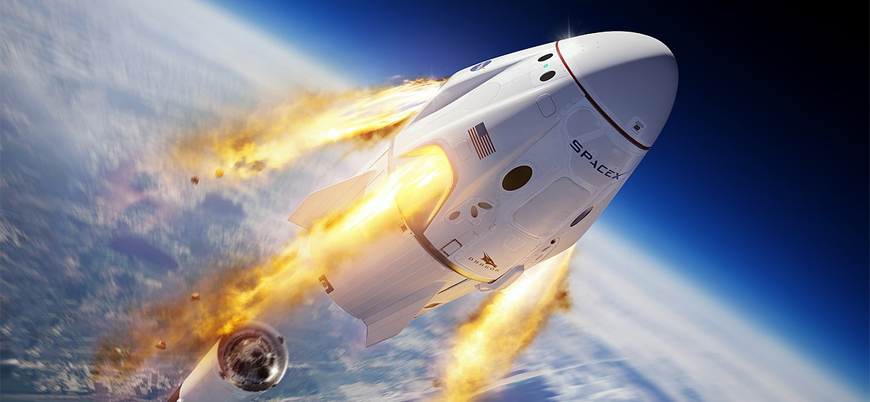 NASA'nın uzay aracı ihalesini SpaceX kazandı