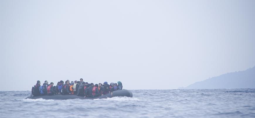 Tunus açıklarında göçmen botu battı: En az 41 ölü