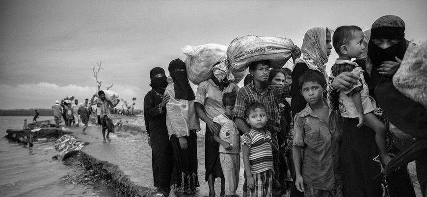 Myanmar ve Arakan dosyası