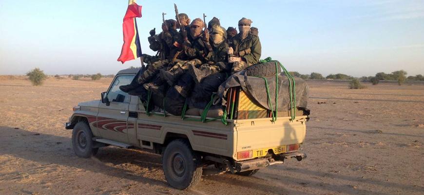 Çad'da silahlı muhalifler başkente ilerliyor