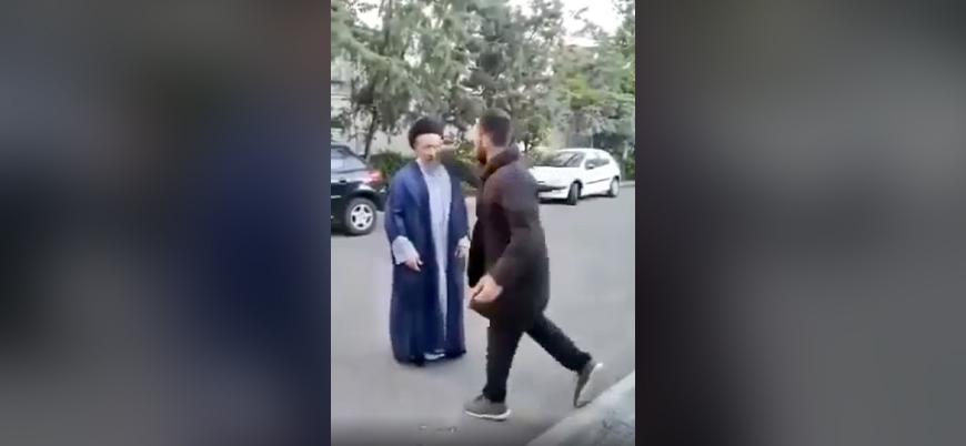 İranlı gençten Şii mollaya tokat: 'Geleceğimizi mahvettiniz'