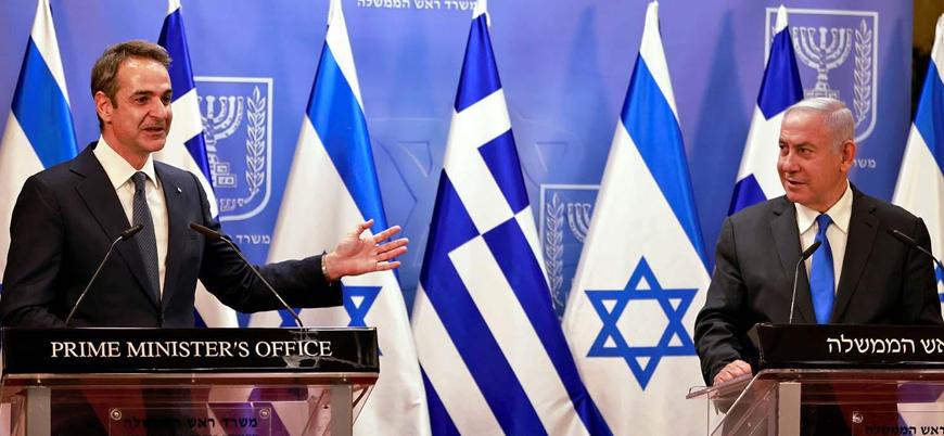 İsrail ile Yunanistan arasında rekor düzeyde savunma anlaşması