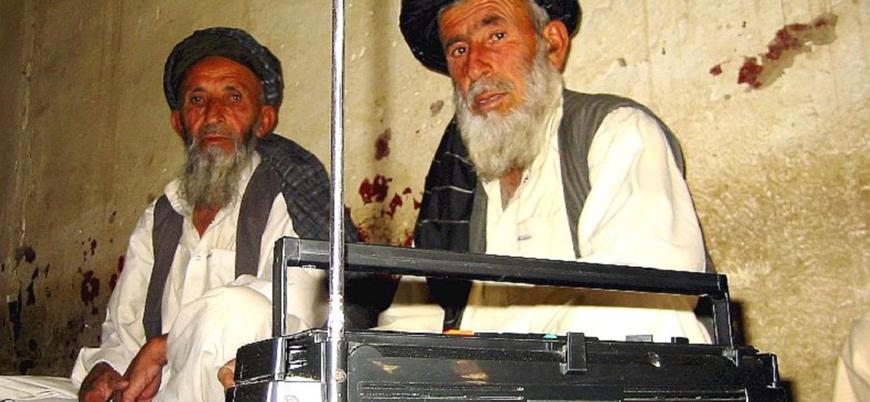 Taliban'ın Afganistan'daki radyo ağı: Şeriatın Sesi