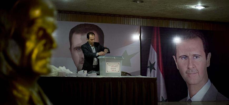 Esed rejimi açıkladı: 26 Mayıs'ta devlet başkanlığı 'seçimi' yapılacak
