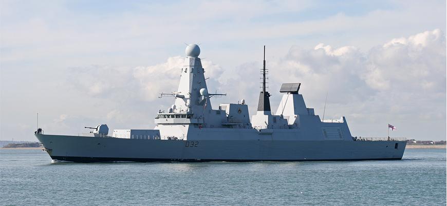 İngiltere Karadeniz'e iki savaş gemisi gönderecek