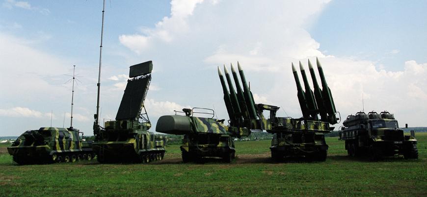 Ukrayna'nın hava savunma sistemleri
