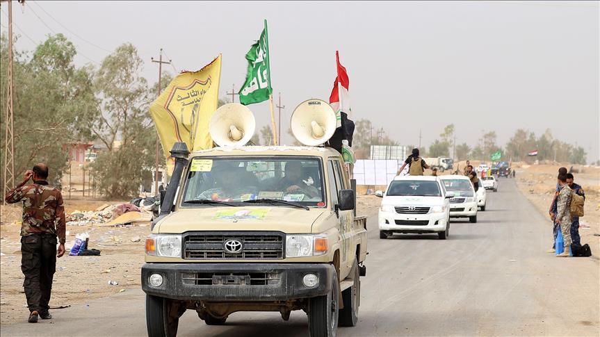 İran'ın Irak'taki askeri gücü: Haşdi Şaabi