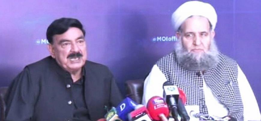 Pakistan'da Tahrik-i Lebbeyk ile hükümet arasında uzlaşı