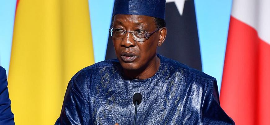 Çad cumhurbaşkanı Idriss Deby çatışmada öldü