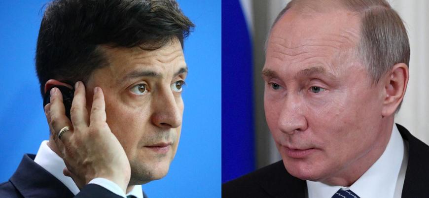 Ukrayna'dan Rusya'ya müzakere çağrısı