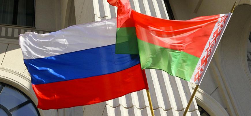 """""""Rusya Belarus'u yutmaya çalışıyor"""""""