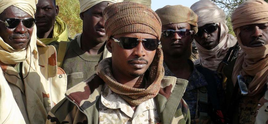 Çad'ın yeni lideri oğul Deby oldu
