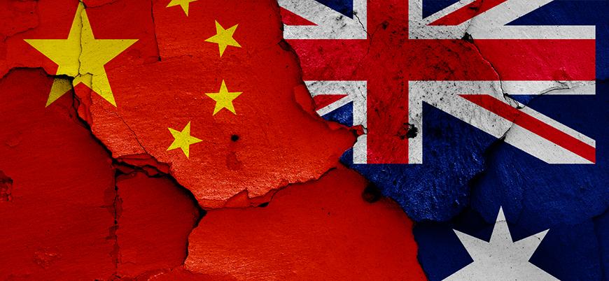 """Avustralya, Çin ile """"Bir Kuşak Bir Yol"""" anlaşmalarını iptal etti"""