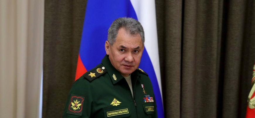 Rusya Savunma Bakanı'ndan orduya: NATO tatbikatına karşı hazır olun