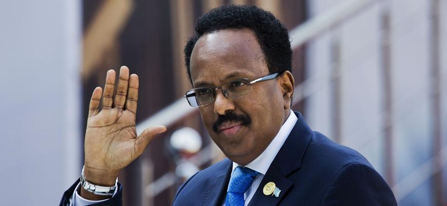 Somali'de görevi bırakmayı reddeden Başkan Fermacu ABD'yi ikna etmek için 150 bin dolar harcadı