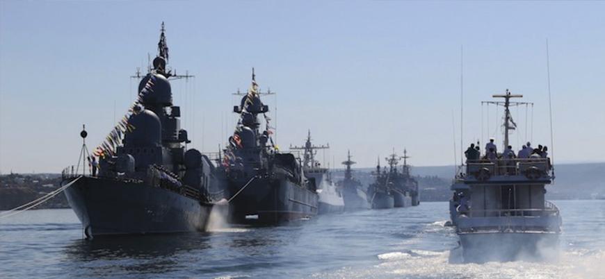 Rusya Karadeniz'de üç bölgeyi yabancı gemi geçişlerine kapatıyor