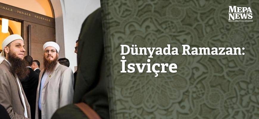 Dünyada Ramazan: İsviçre