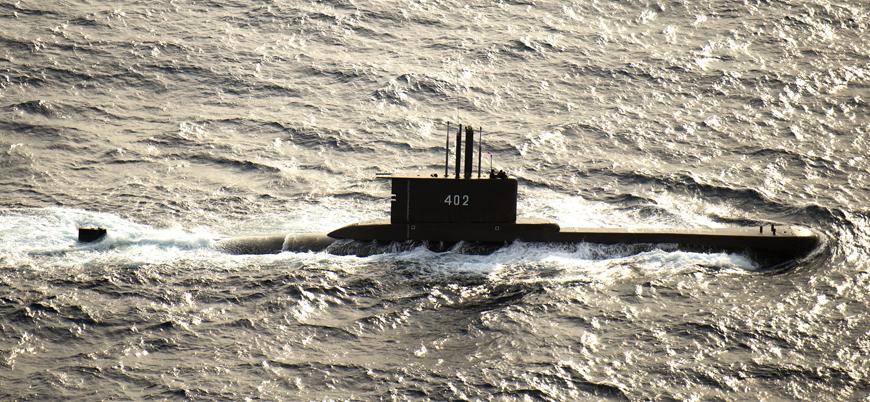 Endonezya'da batan askeri denizaltıda 53 denizci yaşamını yitirdi