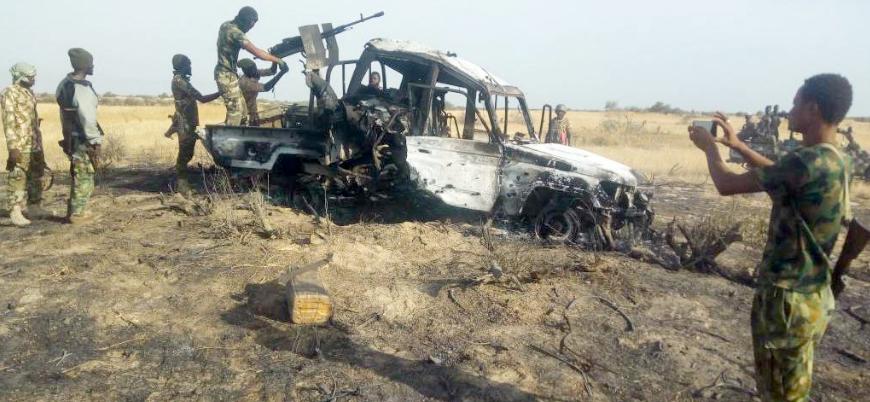 Nijerya'da ordu güçlerine saldırı: 31 ölü