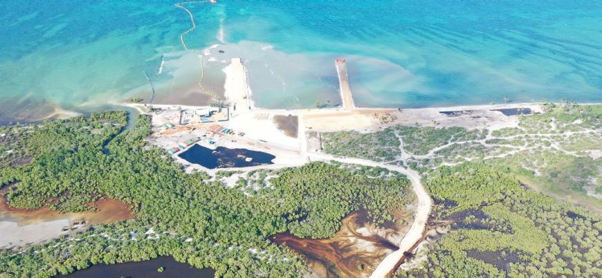 Fransız petrol şirketi Total Mozambik'ten çekildiğini açıkladı
