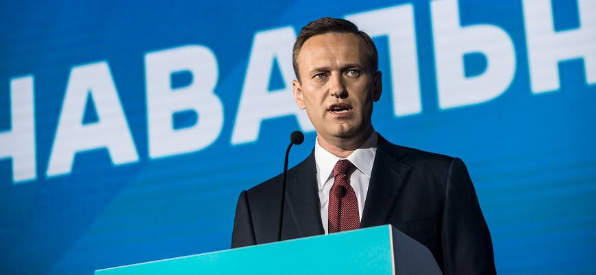 Rusya Navalny ile bağlantılı örgütlerin faaliyetlerini askıya aldı
