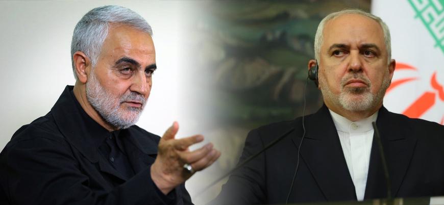 İran'da Cevad Zarif'in Kasım Süleymani ile ilgili ses kayıtları sızdırıldı