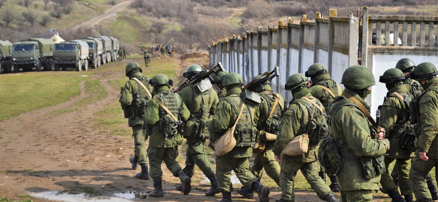 """""""Rusya Kırım'a su sağlamak için Ukrayna'ya saldırabilir"""""""