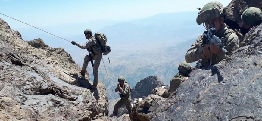 Kuzey Irak'ta hayatını kaybeden asker sayısı 3'e yükseldi