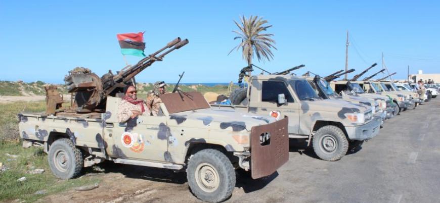 Libya: Hafter saflarında askeri hareketlilik