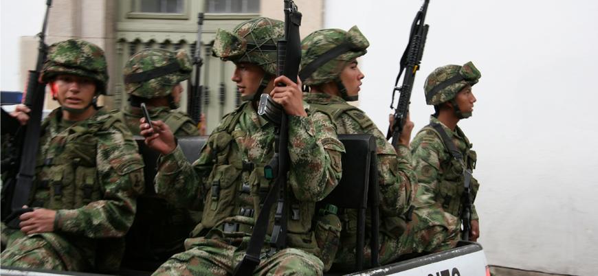 Venezuela-Kolombiya sınırında çatışmalar şiddetleniyor