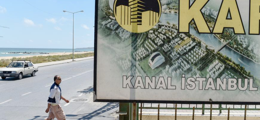 Kanal İstanbul projesine ilk kazmanın vurulacağı tarih belli oldu