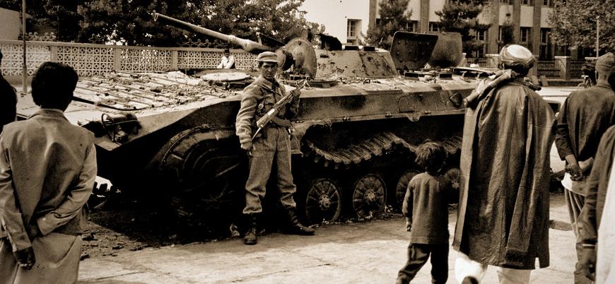 Afganistan'da savaşı başlatan darbe: 1978 Sevr Devrimi
