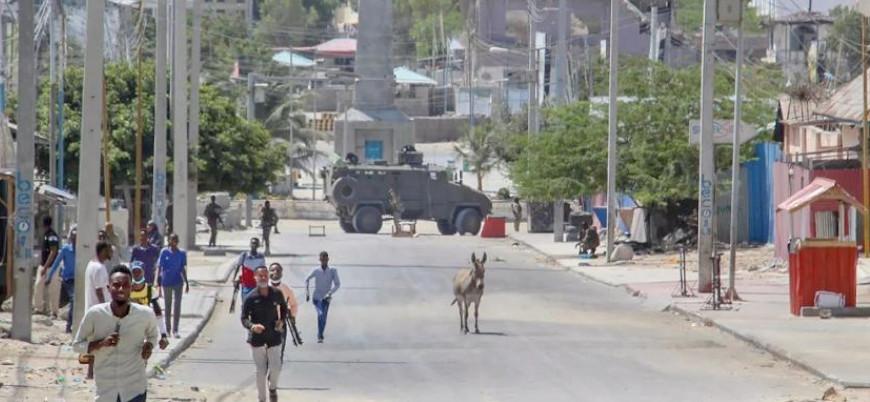 Somali'nin başkenti Mogadişu'da gerginlik sürüyor