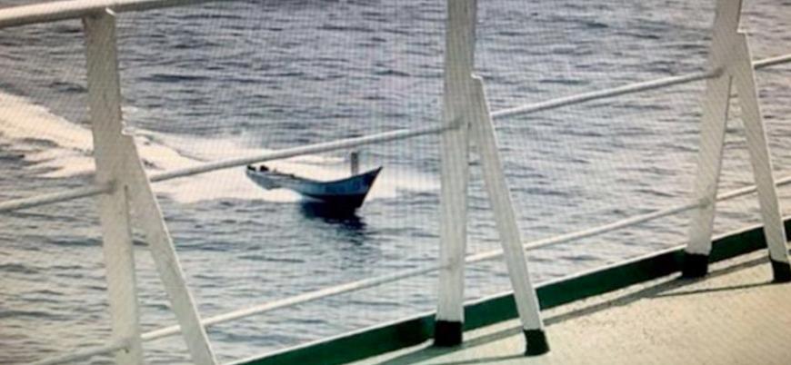 Suudi Arabistan: Liman kenti Yanbu'da 'bomba yüklü bot' imha edildi