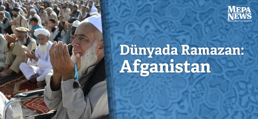 Dünyada Ramazan: Afganistan