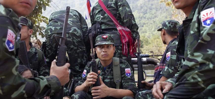 Karen Ulusal Kurtuluş Ordusu'ndan Myanmar'da askeri üsse saldırı