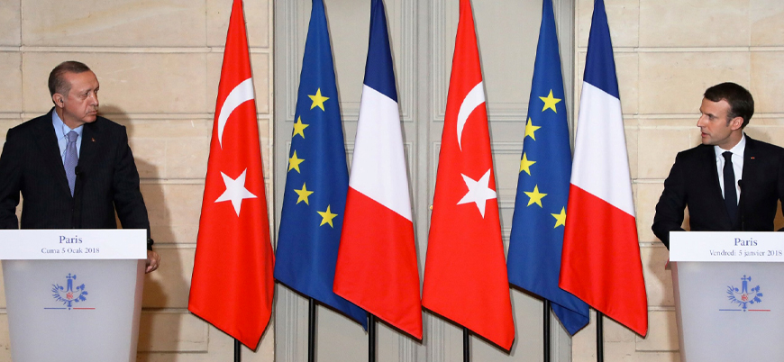 Türkiye ile Fransa arasında 'ASALA' gerginliği