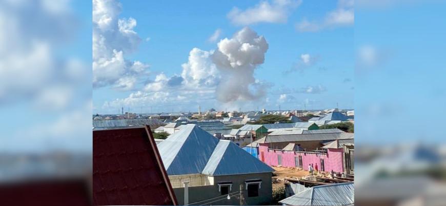 Mogadişu'da bombalı araç saldırısı