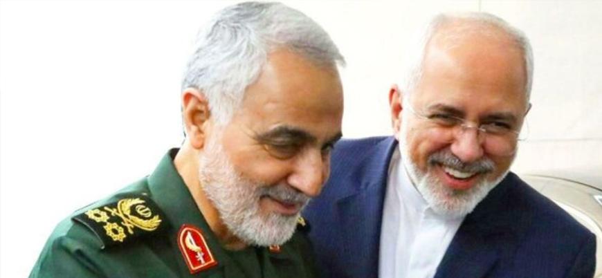 Zarif: ABD'nin Afganistan ve Irak işgalleri öncesinde Süleymani ile hazırlıklar yaptık