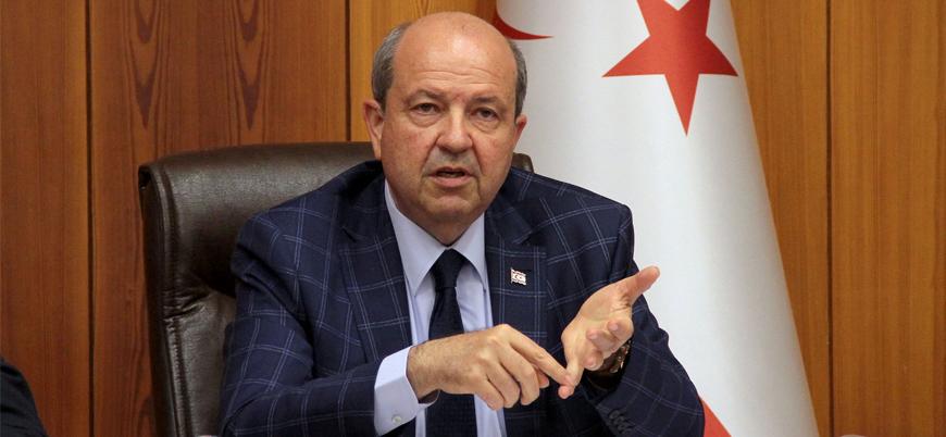 KKTC Cumhurbaşkanı Tatar'dan Kıbrıs sorunu için 6 maddelik öneri
