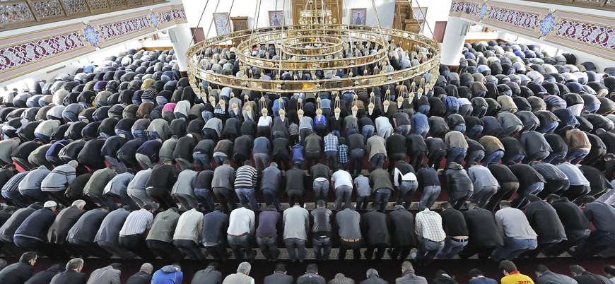 Almanya'da Müslümanların oranı yüzde 6.5'e yükseldi