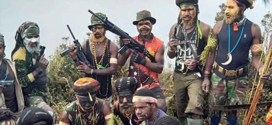 Endonezya ordusuyla Batı Papualı ayrılıkçılar arasında çatışma