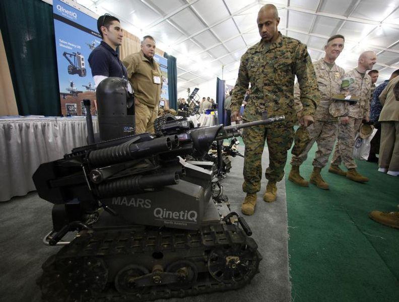 Savaşlarda yeni ve ölümcül bir eşik: Katil robotlar geliyor