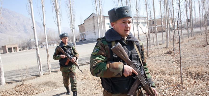 Fergana Vadisi'nde Kırgızistan ile Tacikistan arasında şiddetli çatışma