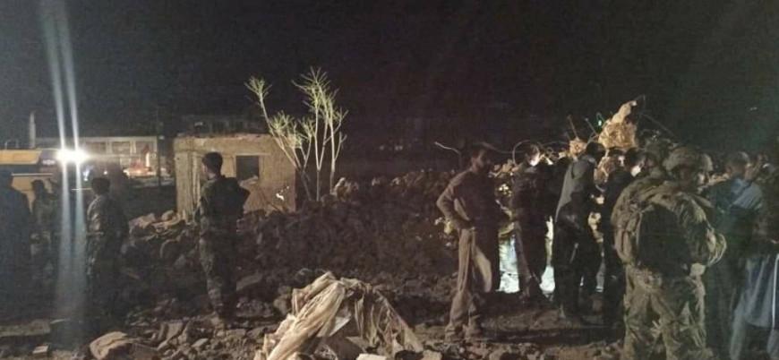 Afganistan'ın Logar kentinde bombalı saldırı: 30 ölü