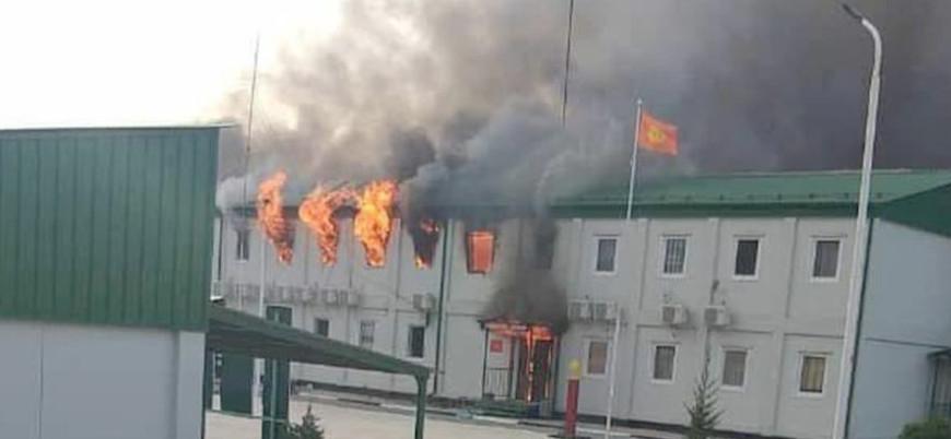 Kırgızistan ile Tacikistan arasındaki gerilim devam ediyor