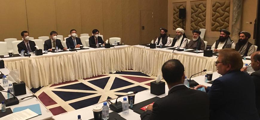 Katar'da beşli Afganistan Zirvesi